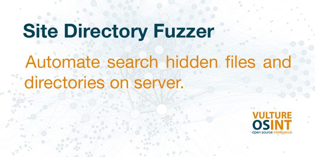 Site Directory Fuzzer