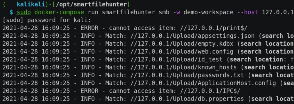 Smart File Hunter