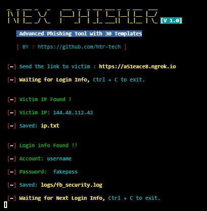 nexphisher