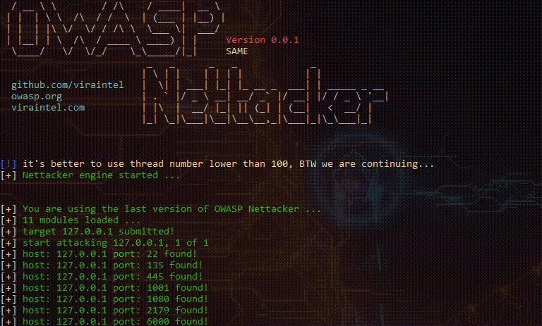 Nettacker